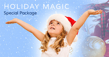Holiday Magic Package