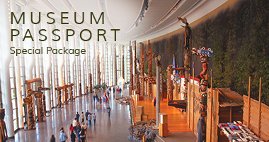 Museum Passport Package