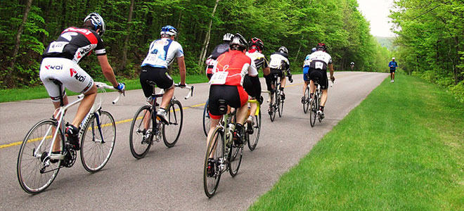 Rideau Lakes Cycle Tour