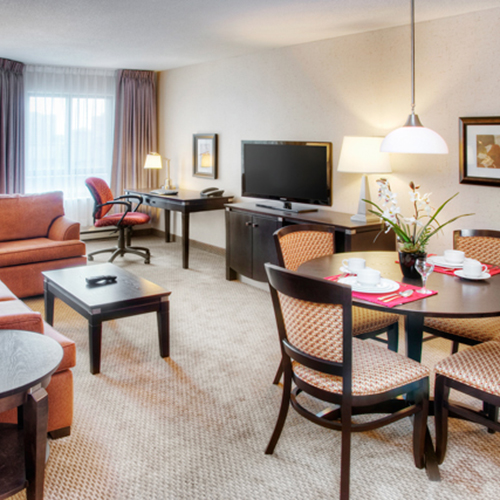 Premiere Executive King Suite