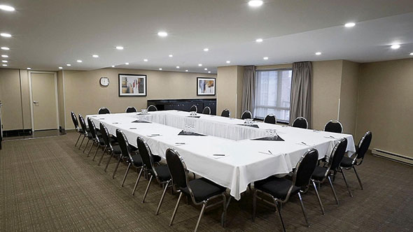 Meeting Services | Les Suites Hotel, Ottawa
