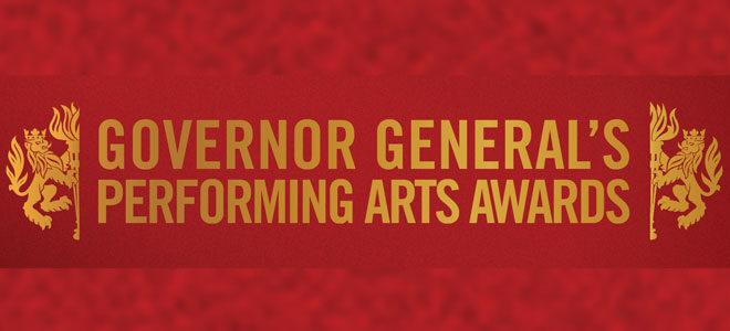 Governor General's Performing Arts Awards Gala